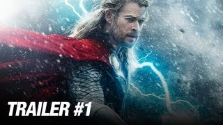 Thor - O Mundo Sombrio | Thor - The Dark World - Trailer #1 - HD