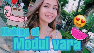 Iuliana Beregoi - Modul vara (Making of)☀️💞