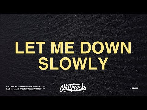 Alec Benjamin & Alessia Cara - Let Me Down Slowly (Lyrics)
