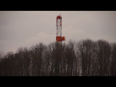 Marcellus Shale Reality Tour Part 2 - Dimock Day Trip - Fracking