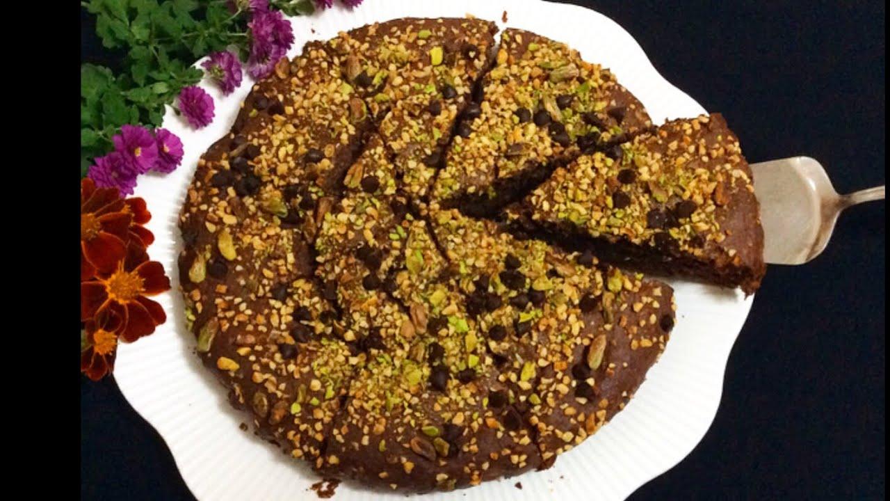 Kakaolu Muzlu Bomba Gibi Bir Kek