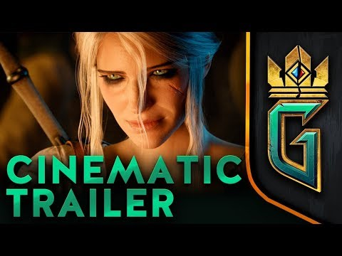 GWENT: The Witcher Card Game Cinematic Trailer (PC - PS4 - Xbox One)