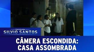 Casa assombrada   Câmera Escondida (05/03/17)