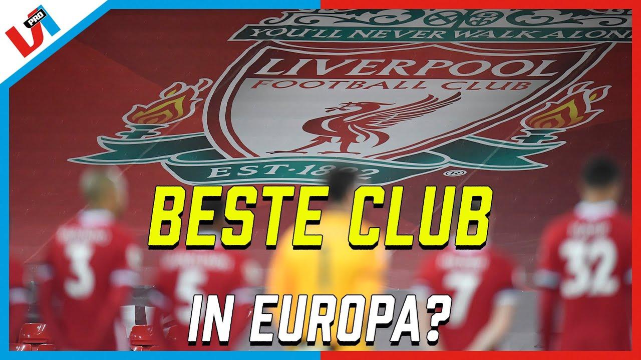 Liverpool Is De Best Geleide Club In Europa, Mourinho Maakt Leger Bij Spurs