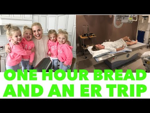 FALL ONE HOUR BREAD RECIPE NANNY ASH GETS RUSHED TO THE HOSPITAL