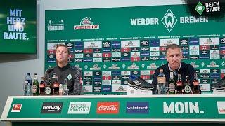 Der schmetterling im pressekonferenz-raum verwirrte florian kohfeldt. sehr interessiert verfolgte coach von werder bremen am donnerstag längere zeit die ...
