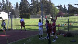 Boys Javelin MTHS at ESD Finals - 2013