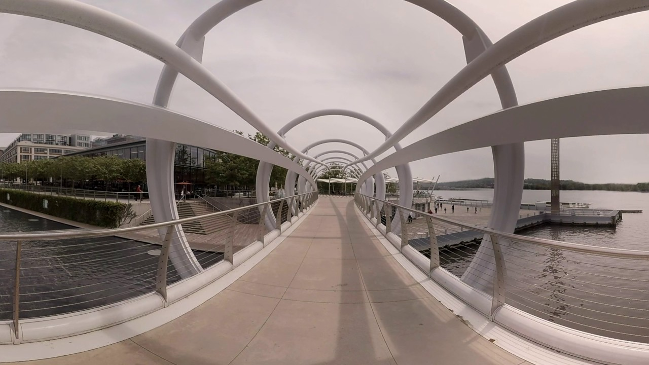 Yards Park on the Capitol Riverfront | Washington, DC 360 Video