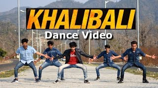 Padmaavat : Khalibali Dance Video | Easy Choreography for beginners to Intermediate | Ajay Poptron