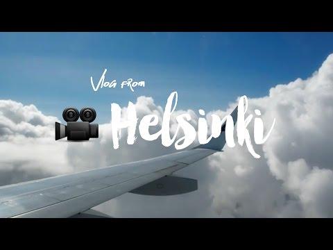 Helsinki vlog