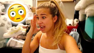 MOVING IN WITH MY PARENTS! *a mess*