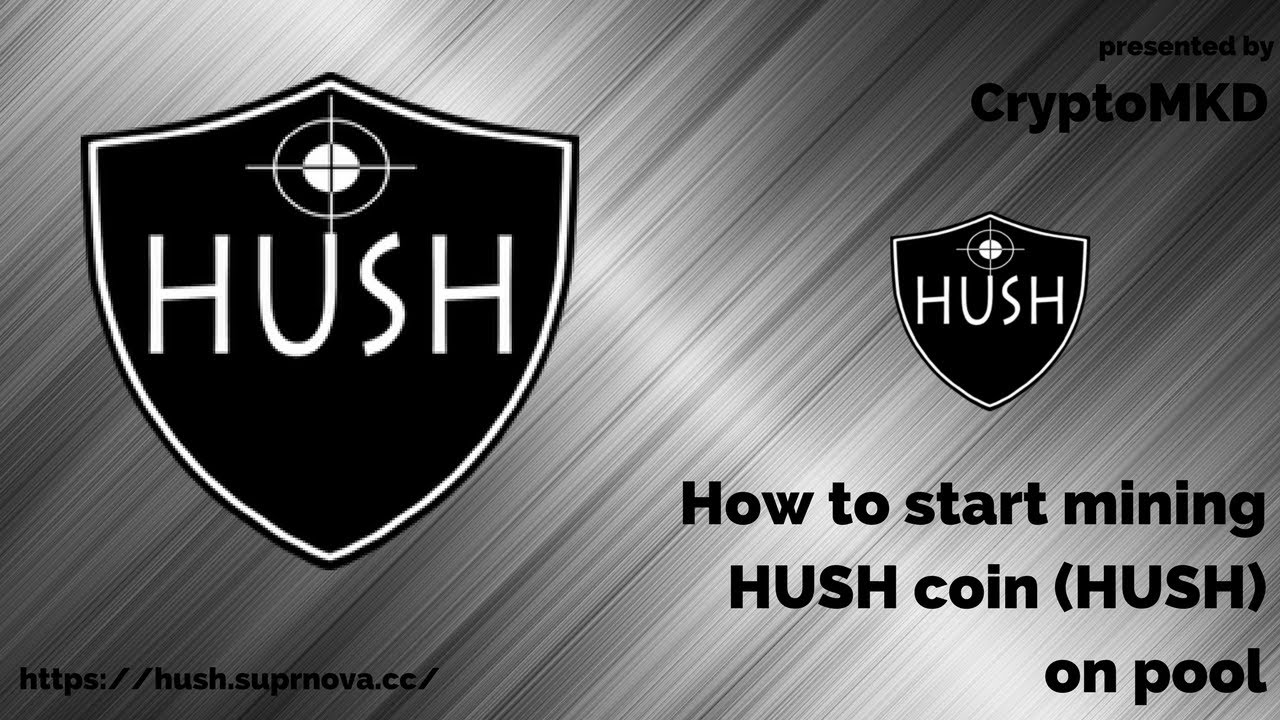 hush cryptocurrency mining