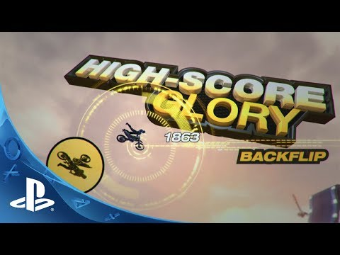 Trials Fusion | FMX Tricks Gameplay Trailer | PS4