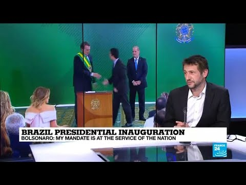 """Brazil presidential inauguration: """"Trump and Bolsonaro have many things in common"""""""