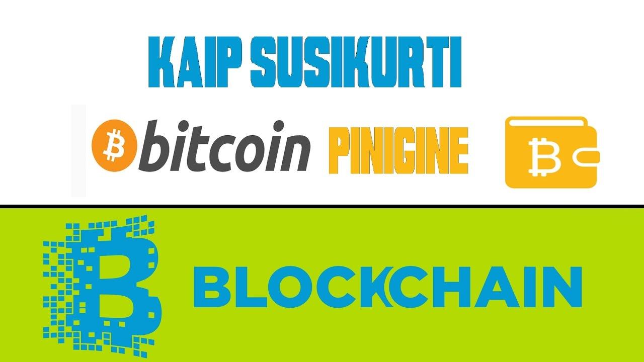 bitcoin nerodomas į piniginę