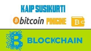 kaip finansuoti bitcoin piniginę)