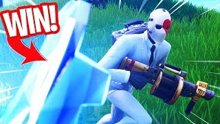 HOW DOES THE NEW GETAWAY GAME MODE & WIN YOU OFTEN!! Fortnite Battle Royale