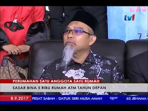 """PERUMAHAN ATM - """"SASAR"""" SDN BHD YAKIN BOLEH SIAP 10 PROJEK [8 SEPT 2017]"""