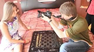Газ-трио Лимонады - Дерзко и красиво (съемка клипа)