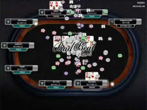 Online poker bad beat jackpot is playing poker illegal in ontario
