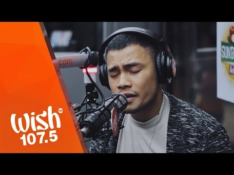"Bugoy Drilon performs ""Maybe"" (Neocolours) LIVE on Wish 107.5 Bus"