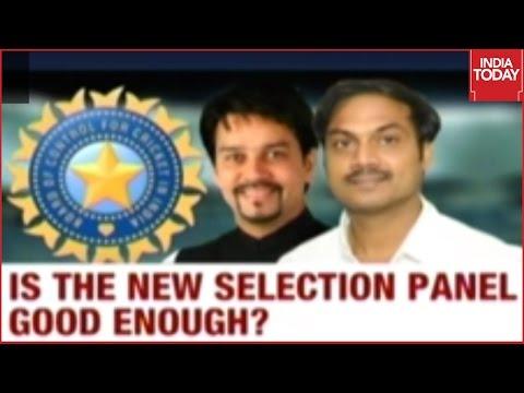 MSK Prasad Named BCCI Selection Panel Chairman