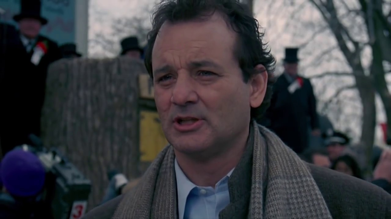"Groundhog Day Movie Quotes Bill Murray  ""groundhog Day"" Winter Prediction Hd  Youtube"