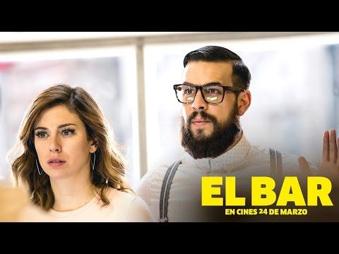 EL BAR. Tráiler Oficial HD. Ya en cines.