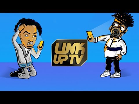 BPR x Naira Marley - +44 [Lyric Video] Link Up TV