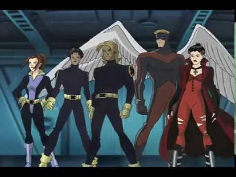X-Men Evolution OST Apocalypse Theme