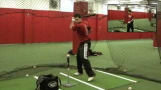 Baseball drills: Improving pitch recognition with Louisville Slugger's TPX Trainer
