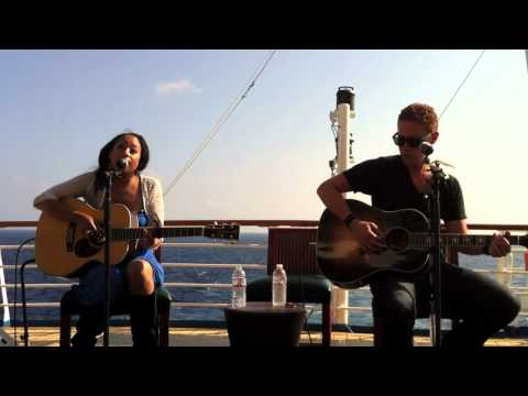 Hope - who am I to say(Mike Robins and Hope from the Vh1 Best cruise ever)