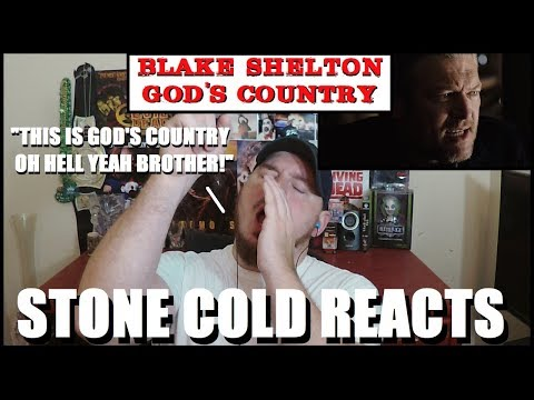 "Stone Cold Reacts: ""God's Country"" (Official Video) By Blake Shelton"