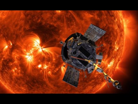 A Mission to Touch the Sun | Live Location |  The Parker Solar Probe of NASA
