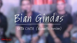 Download Bian Gindas - Satu Cinta (Accoustic Version)