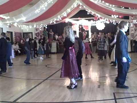 Ellis Valentine's Dance 1