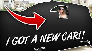 I GOT A NEW CAR!! I