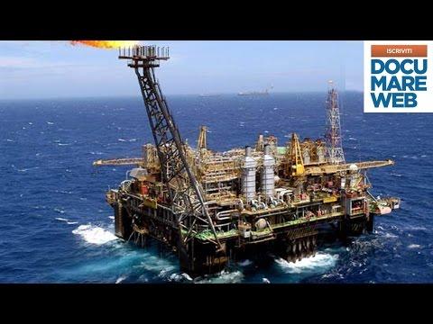 Documentario - Piattaforma Emilio - Il monitoraggio di una piattaforma a gas
