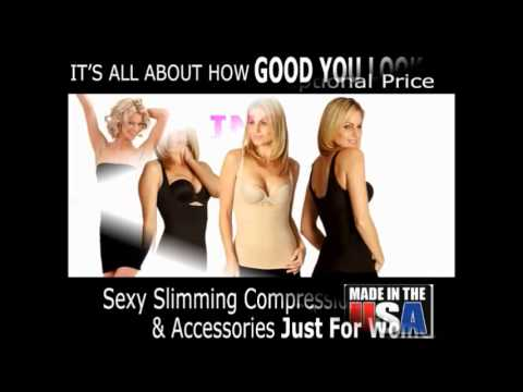 Slimming Apparel for Women by Instant Figure