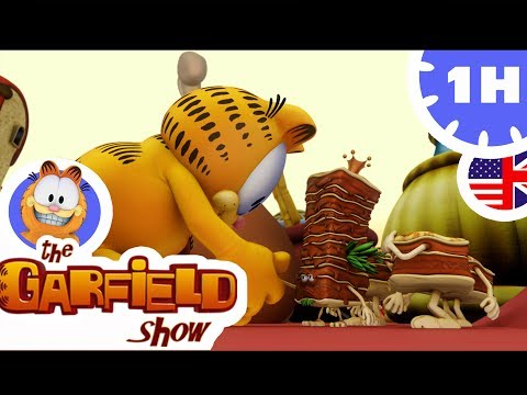 THE GARFIELD SHOW - 1 Hour - Compilation #01