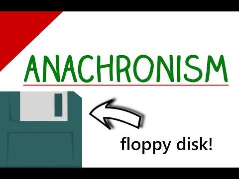 Hardest English Words - Anachronism (Vocabulary Video)