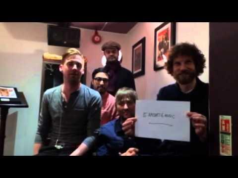 #Kaisers6Music - help Kaiser Chiefs pick the BBC 6 Music Playlist