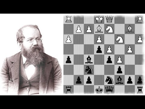 The 1st World Chess Championship Game