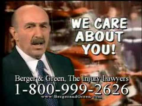 Accident Lawyer Berger and Green Personal Injury Attorney PA