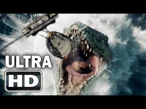 [Super HD] JURASSIC WORLD Official Trailer [HD 2K]