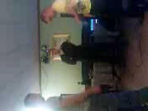Mc DJ Simpson and John Dowd