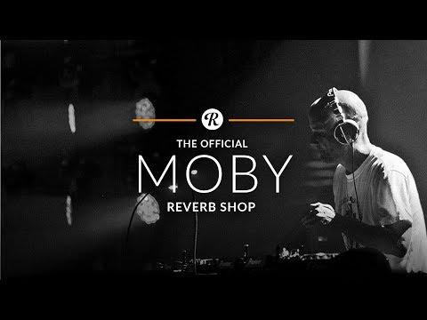 Moby's Official Reverb Shop   Reverb Artist Shops
