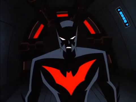 Batman Beyond takes out The Jokerz