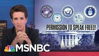 Video No Nazi Scumbags Allowed In The US Military | Rachel Maddow | MSNBC download MP3, 3GP, MP4, WEBM, AVI, FLV Juni 2018