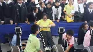 2014-2015 香港中國婦女會馮堯敬紀念中學----中一